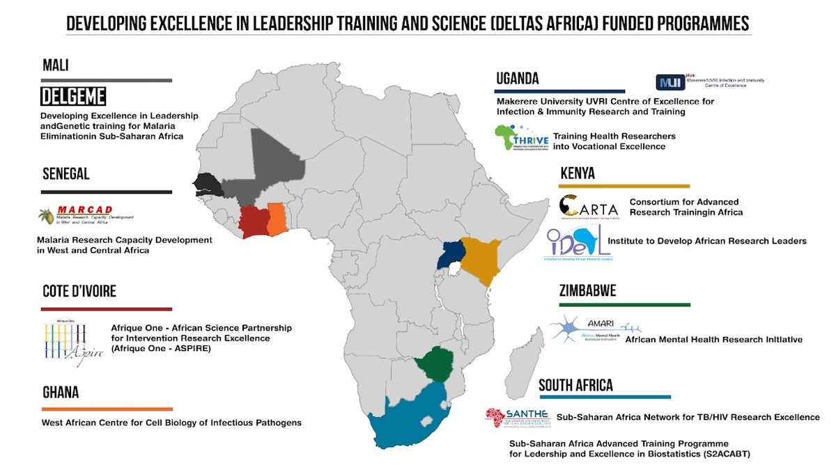 Afriscitech - AAS: Developing the next generation of scientists